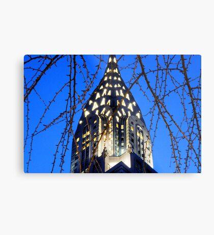Chrysler Building: NYC Metal Print