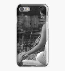 pareja iPhone Case/Skin