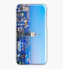 Empire State Building at Night: NYC iPhone Case/Skin