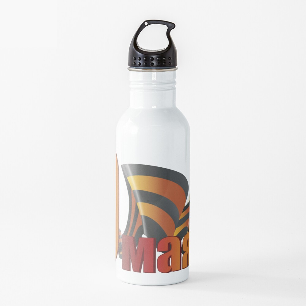 #9мая, #VictoryDay,  is a holiday that commemorates the #victory of the Soviet Union over Nazi Germany in the Great Patriotic War Water Bottle