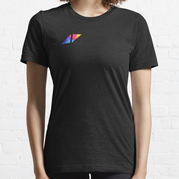 avicii logo only colorful small size  Essential T-Shirt