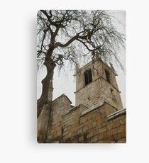 St Olaves Church Canvas Print