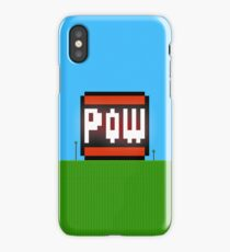 Big POW iPhone Case/Skin