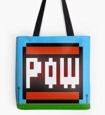 Big POW Tote Bag