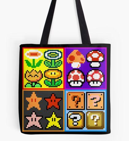Mario Power-Up Evolution Tote Bag