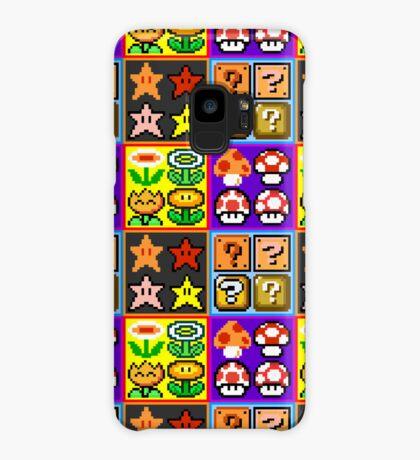 Mario Power-Up Evolution Case/Skin for Samsung Galaxy