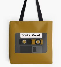 Format Mix-Up Tote Bag
