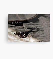 Scissors Metal Print