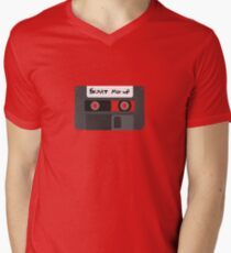 Format Mix-Up V-Neck T-Shirt