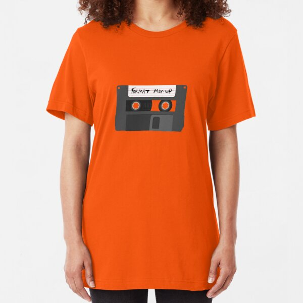 Format Mix-Up Slim Fit T-Shirt
