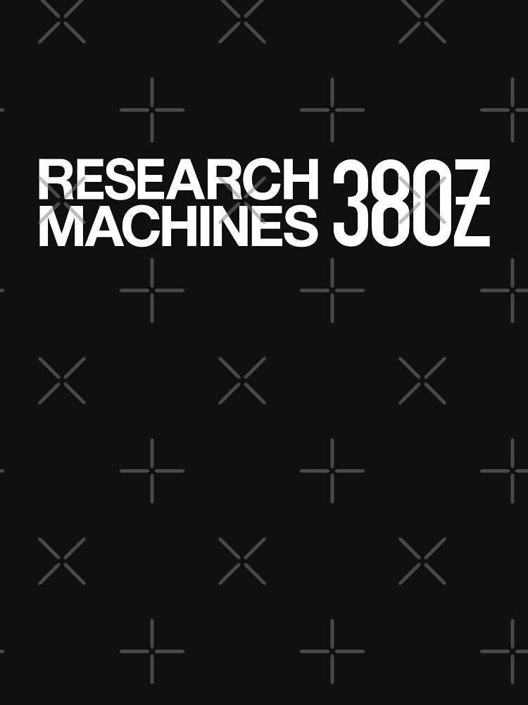 Research Machines 380Z by squinter-mac