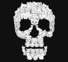 TShirtGifter Presents: Skulls are for Pussies