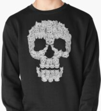 Skulls are for Pussies Pullover