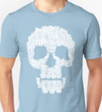 Skulls are for Pussies Unisex T-Shirt
