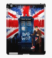 The King Of All Doctor iPad Case/Skin
