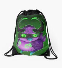 Demon Hunter Pepe Drawstring Bag