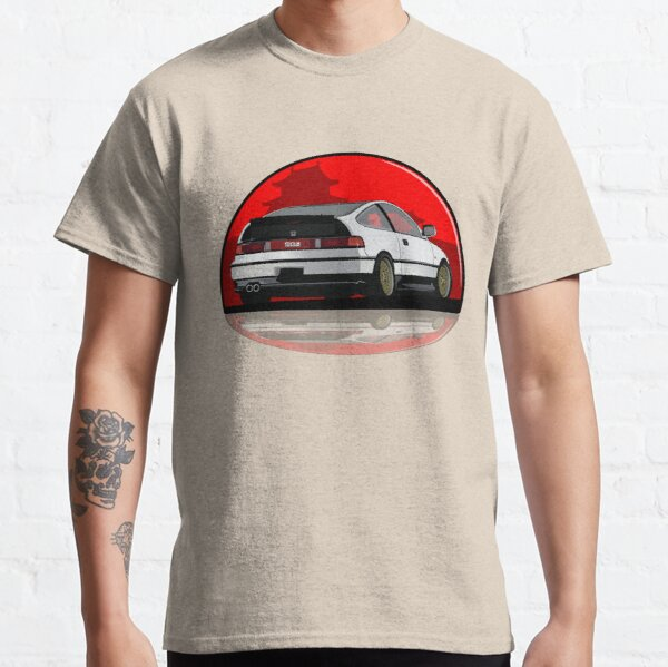 CR-X Exclusive white with reflection Classic T-Shirt