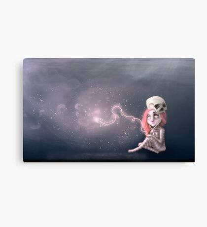 Still waiting for something that is not here yet Canvas Print
