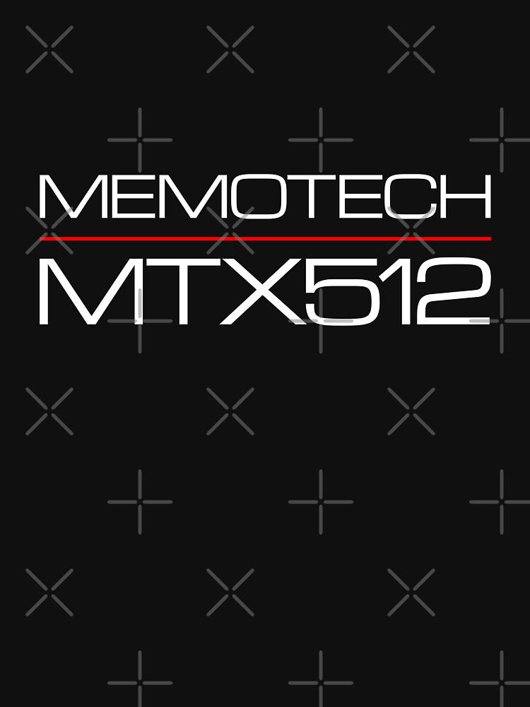 Memotech MTX512 by squinter-mac