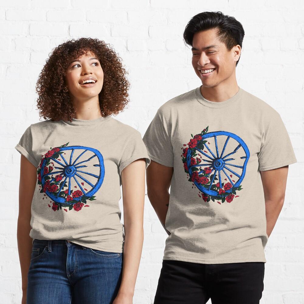 Grateful Dead Wheel Classic T-Shirt