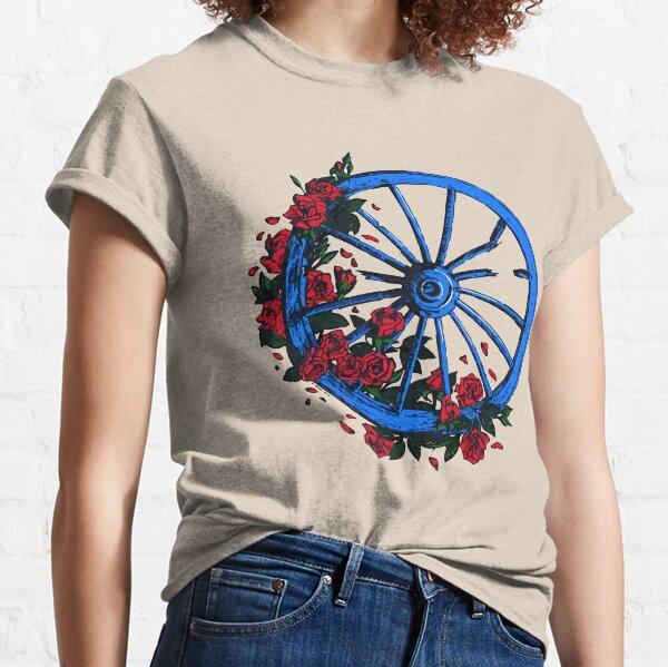 Grateful Dead Wheel Camiseta clásica