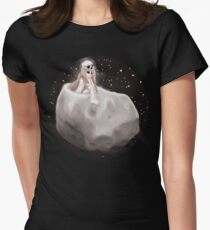 Lost in a Space / Phobosah Womens Fitted T-Shirt