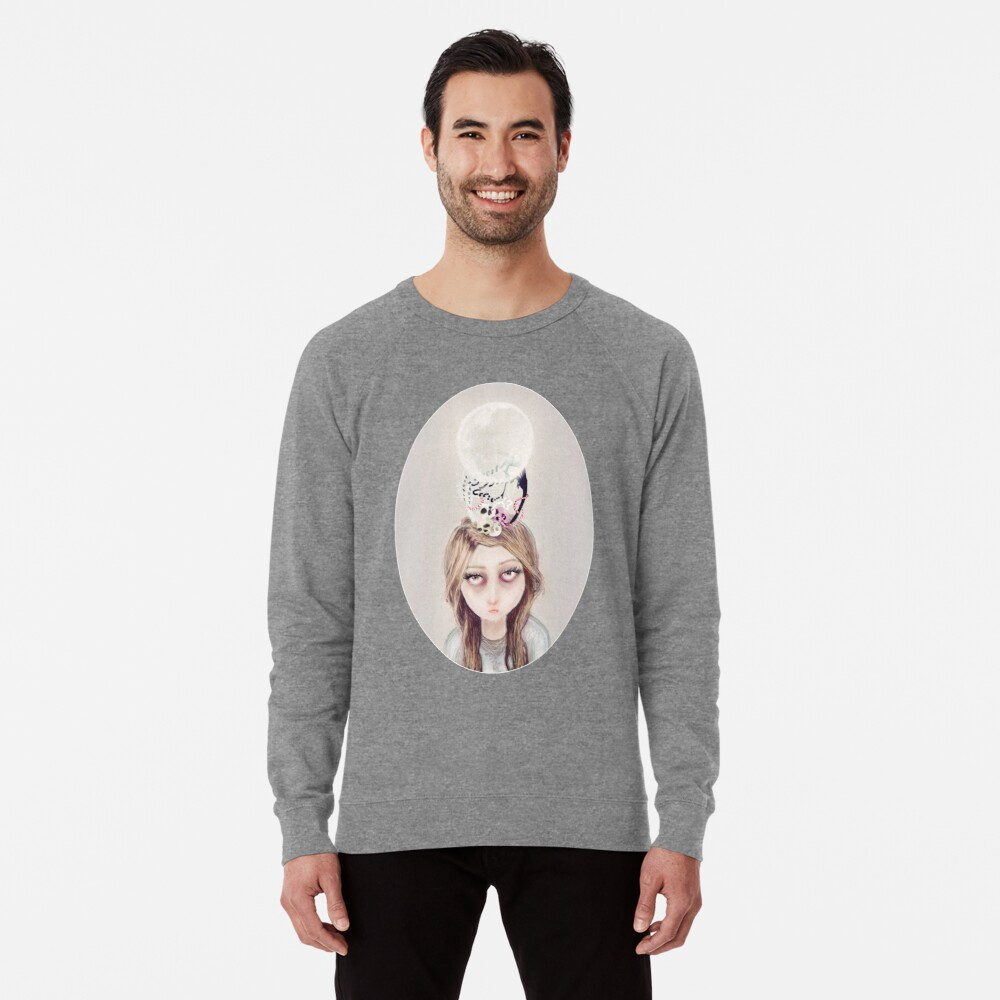 Lost Inspiration Lightweight Sweatshirt