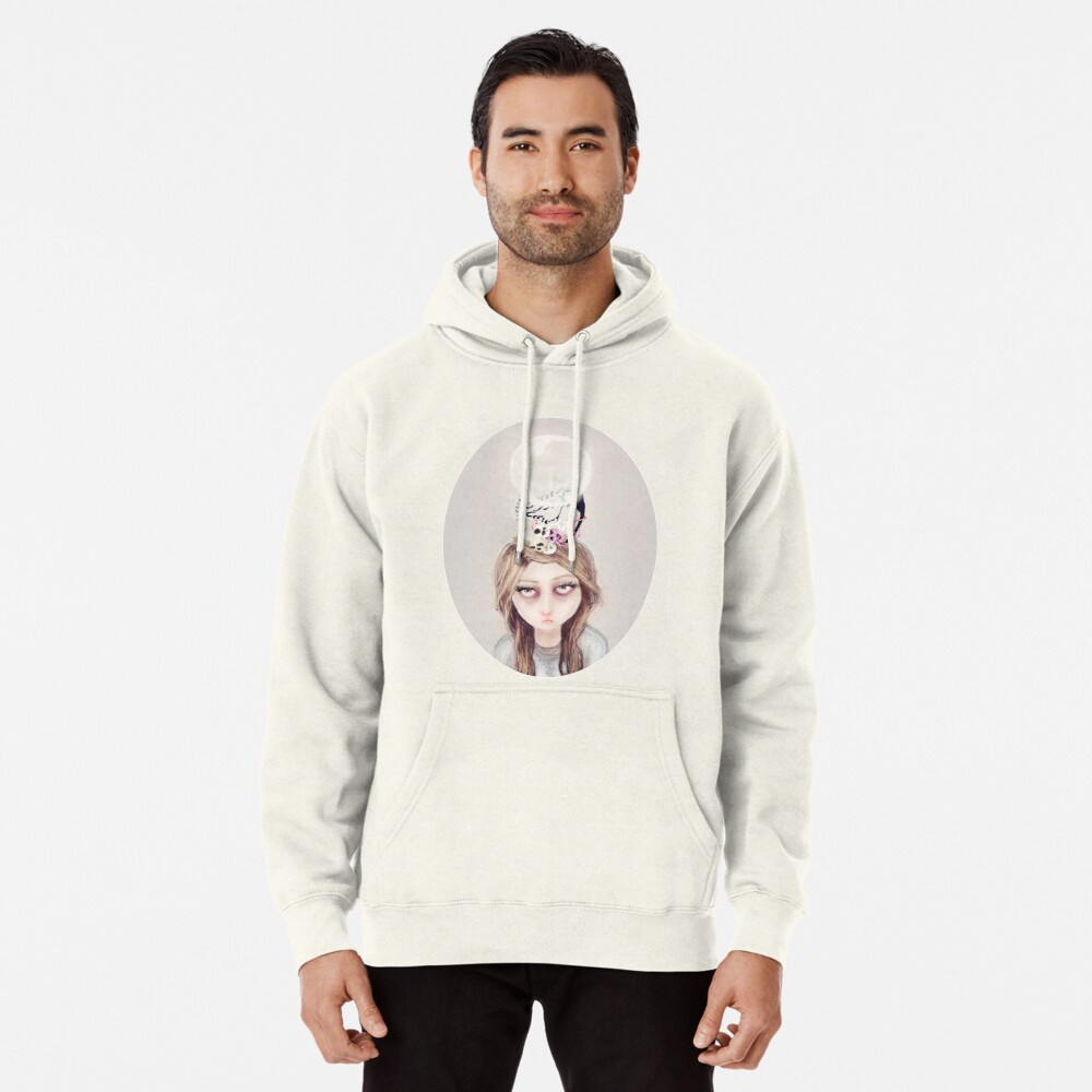 Lost Inspiration Pullover Hoodie