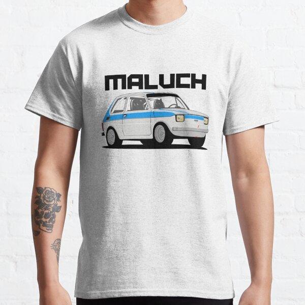 FIAT 126 126p Polski PF Bambino Maluch T Shirt T-shirt ALL OPTIONS