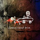 Zombies cannot drive by Scott Mitchell