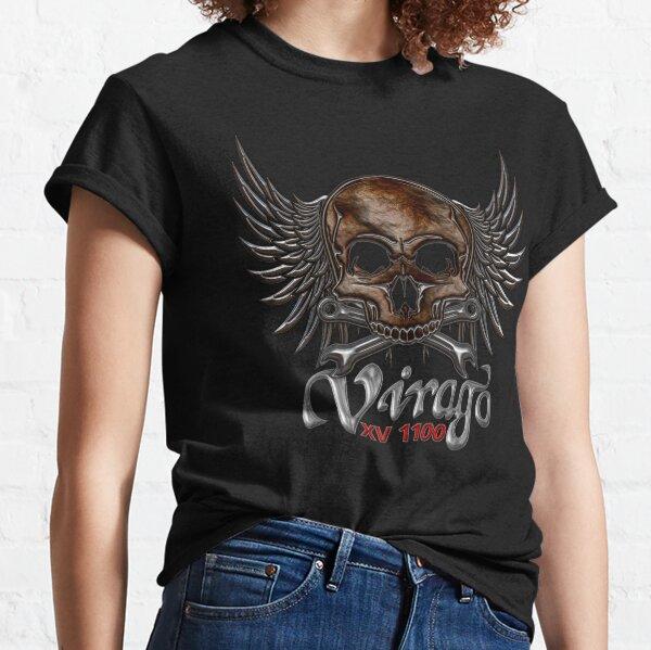 Virago XV 1100 Totenkopf Classic T-Shirt