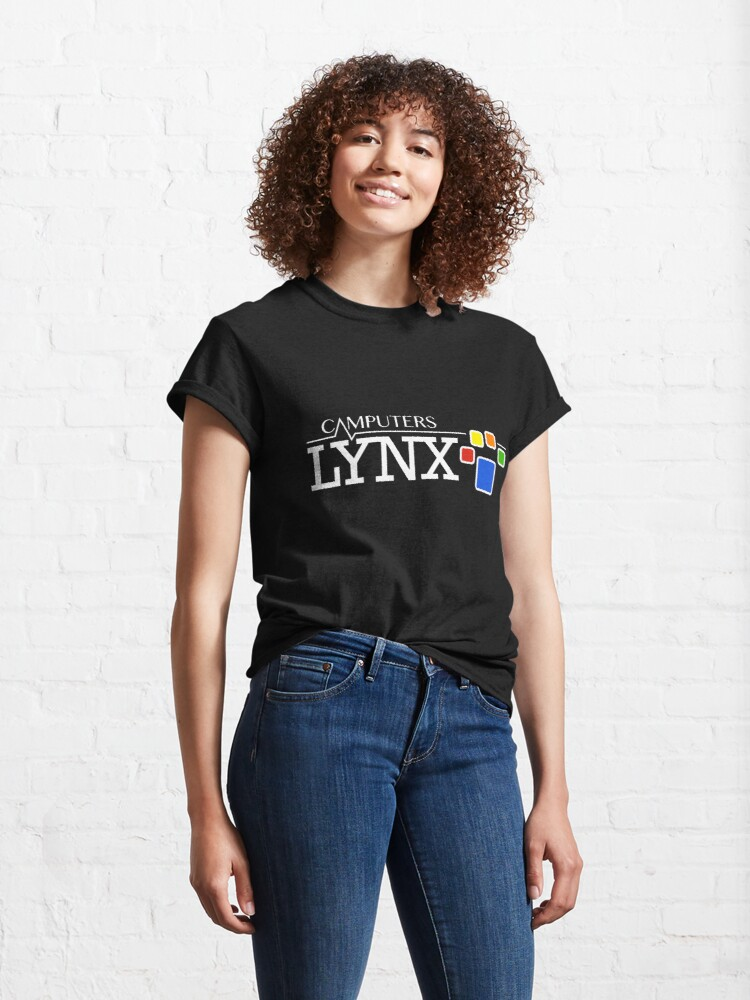 Alternate view of Camputers Lynx Classic T-Shirt