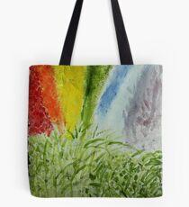 Genesis Laurel Rainbow Tote Bag