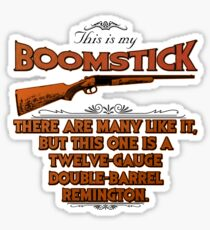 Boomstick Creed Sticker