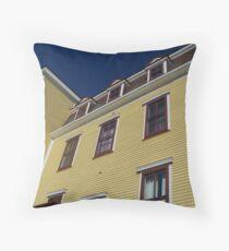Bonavista's Heritage Throw Pillow