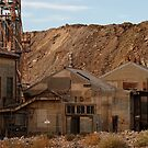 Rusting in Broken Hill by mellychan