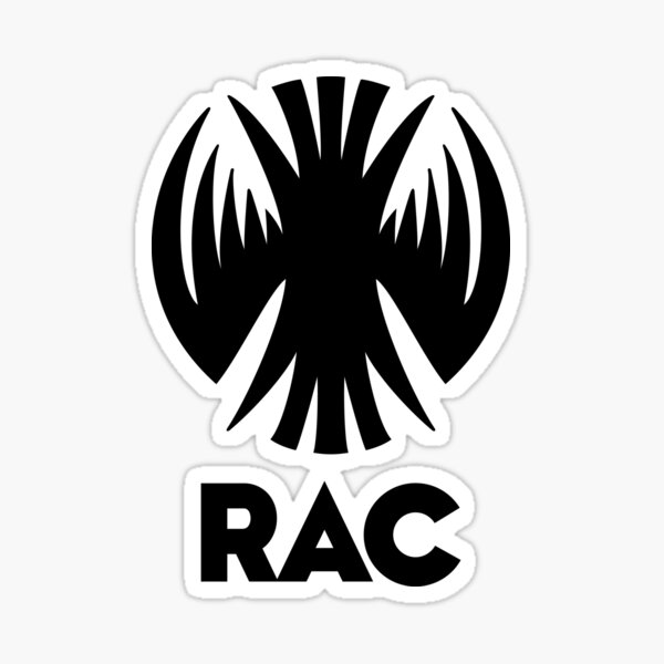 RAC Crest - Reclamation Apprehension Coalition Sticker