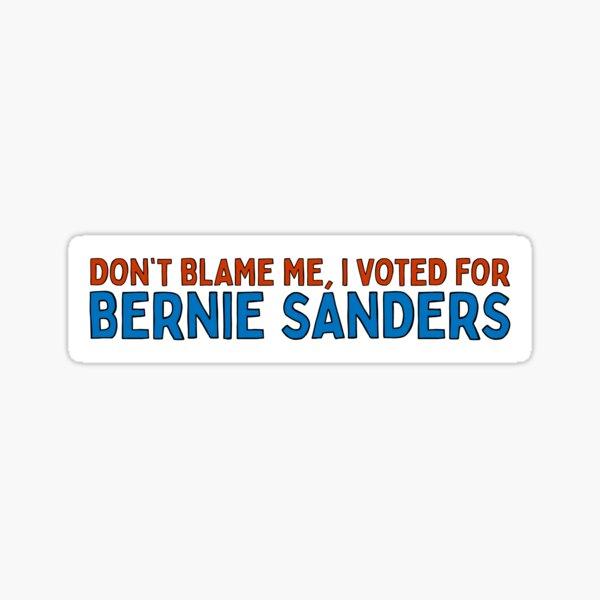 DBM - Bernie Sticker