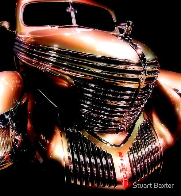 copper toned by Stuart Baxter