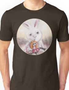 Ester and Bunny Unisex T-Shirt