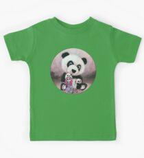 Candie and Panda Kids Tee