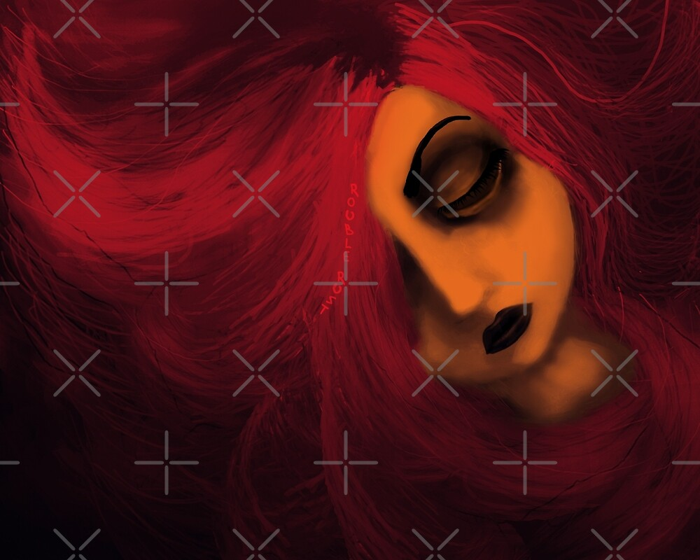 melancholia by ROUBLE RUST