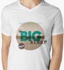 The Big Sleep Tee Men's V-Neck T-Shirt