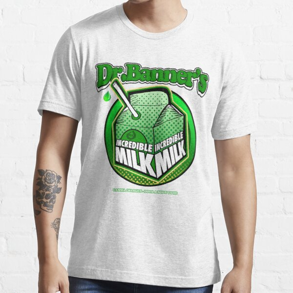 """The Incredible """"MILK"""" Essential T-Shirt"""