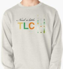Need a little TLC - thin layer chromatography Pullover Sweatshirt
