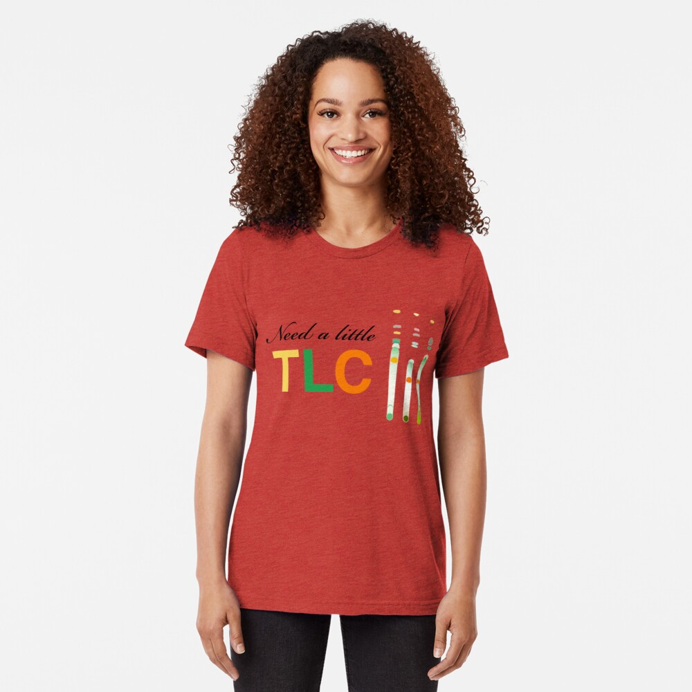 Need a little TLC - thin layer chromatography Tri-blend T-Shirt