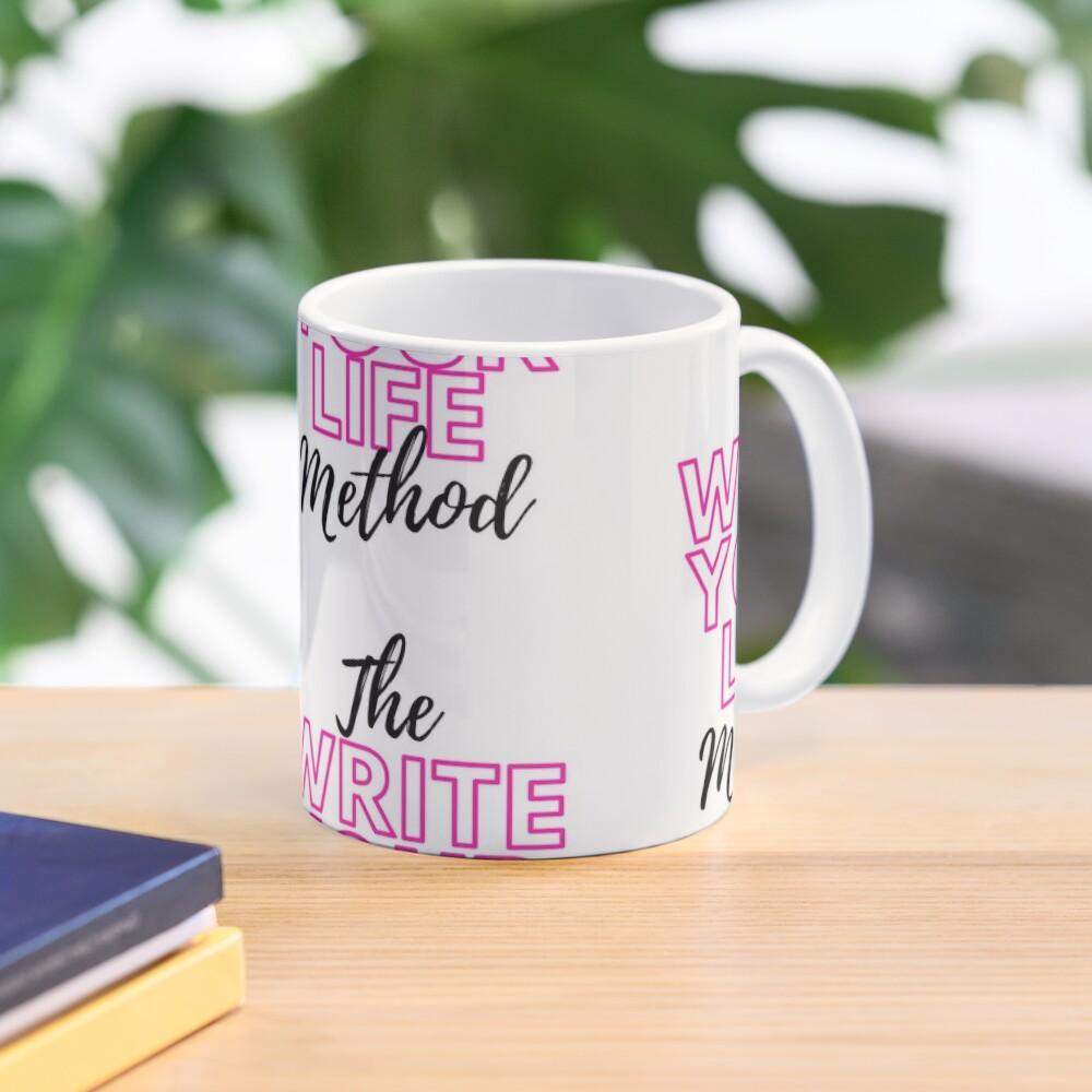 The Write Your Life Method Mug