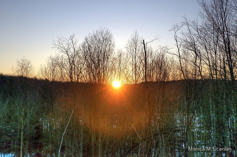First Sunrise by Monica M. Scanlan