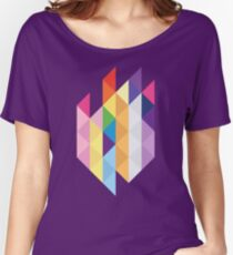 My Little Pony - Mane Six Abstraction I Women's Relaxed Fit T-Shirt