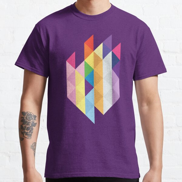 My Little Pony - Mane Six Abstraction I Camiseta clásica